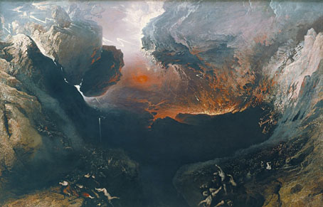 The Great Day of His Wrath (1851) by John Martin