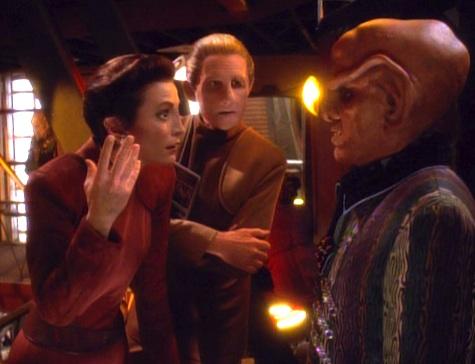 Star Trek: Deep Space Nine Rewatch on Tor.com: Meridian