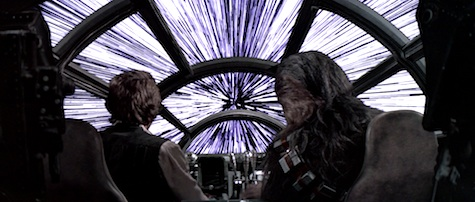 How Fast Is The Millennium Falcon A Thought Experiment