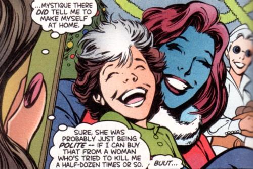 mystique comic