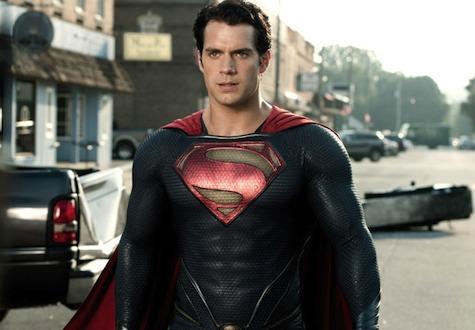 Man of Steel, Henry Cavill, Superman