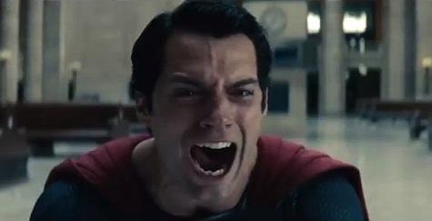 Image result for superman screams