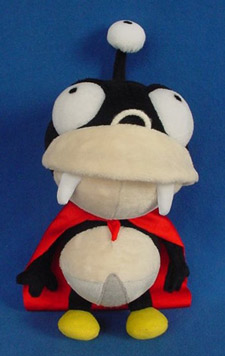 Futurama Nibbler plush