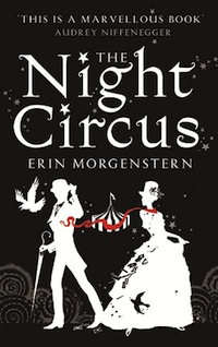 NaNoWriMo success stories Erin Morgenstern The Night Circus
