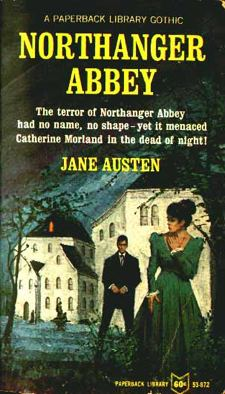 Not born to be a heroine: Jane Austen's Northanger Abbey