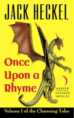 Jack Heckel Once Upon a Rhyme