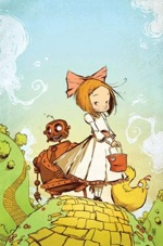 Ozma of Oz #1