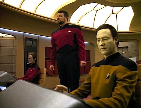 Star Trek: The Next Generation on Tor.com: Parallels