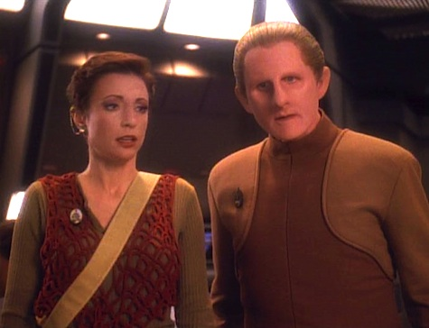 Star Trek: Deep Space Nine Rewatch on Tor.com: Past Tense, Part I