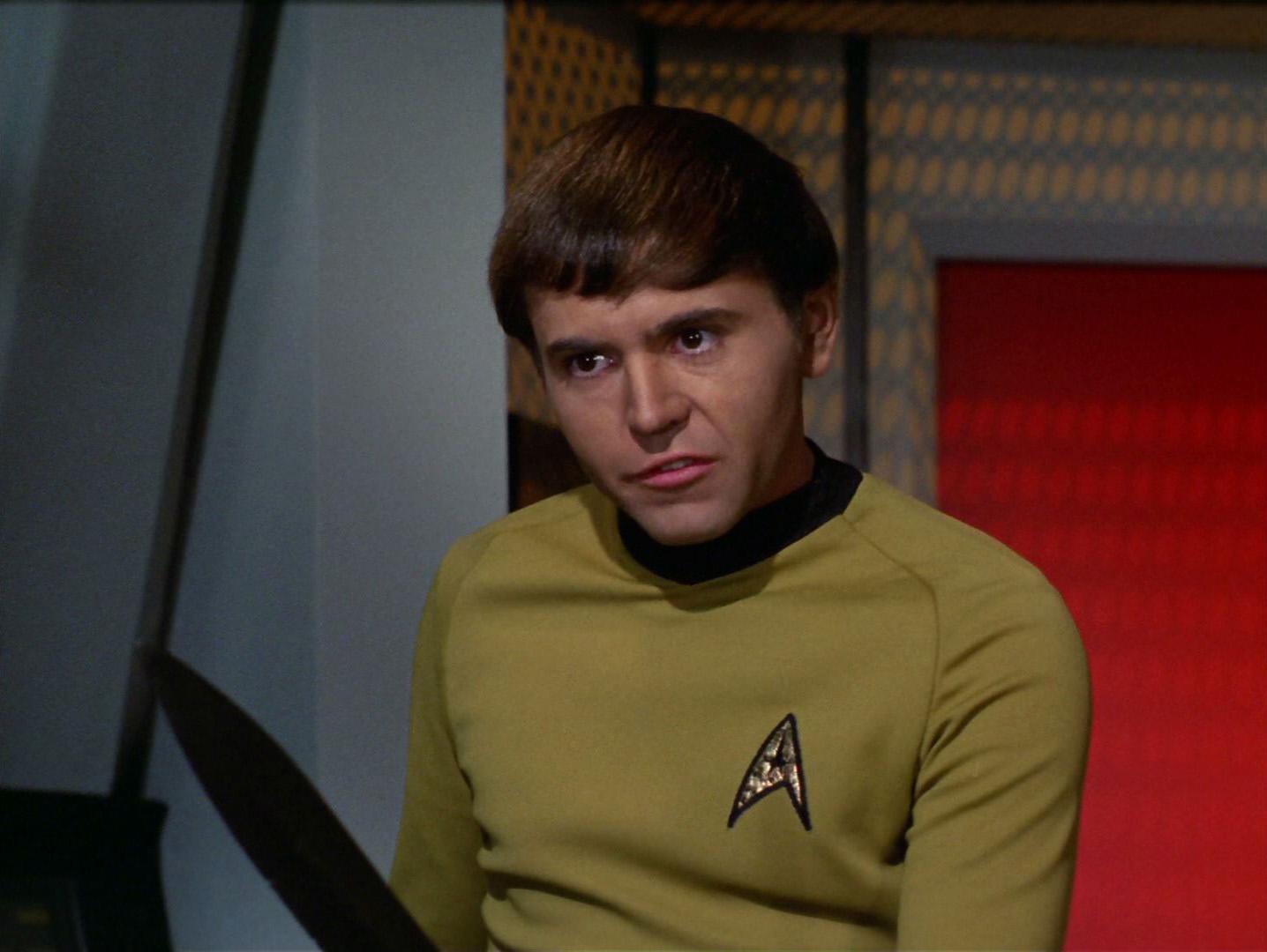 Chekov Star Trek