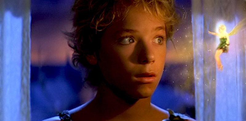 Peter Pan, Jeremy Sumpter, Tinker Bell