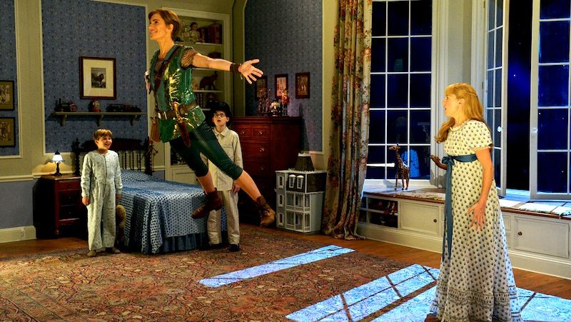 "peter pan s ""greatest pretend"" is heroism com peter pan live allison williams"