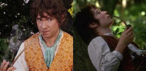 Happy Birthday, Bilbo and Frodo Baggins!   Tor com