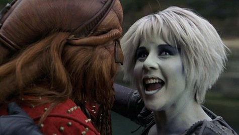 Farscape: The Peacekeeper Wars, Chiana, D'Argo