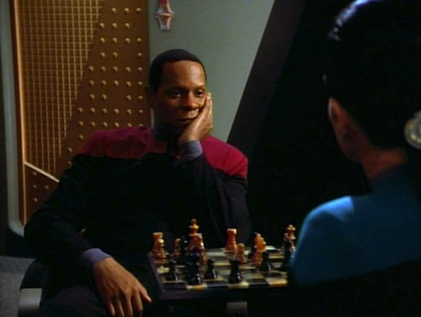 Star Trek: Deep Space Nine Rewatch on Tor.com: Playing God