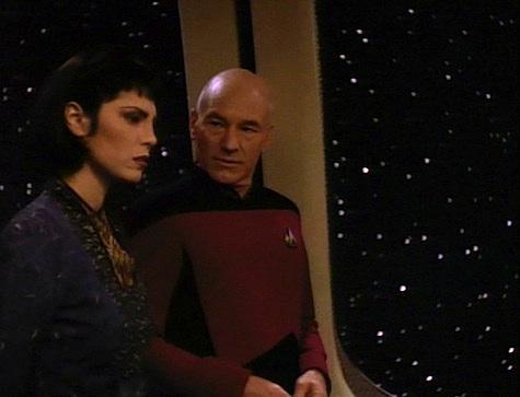 Star Trek: The Next Generation Rewatch  on Tor.com: Preemptive Strike