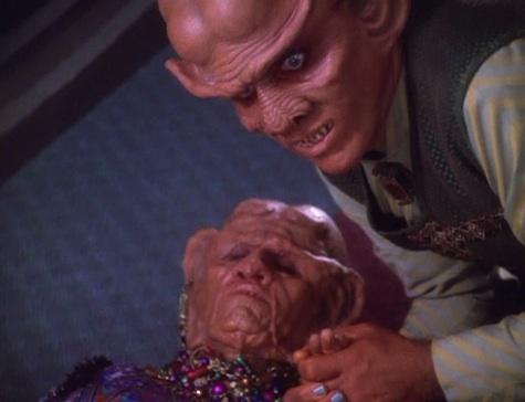 Star Trek: Deep Space Nine Rewatch on Tor.com: Profit and Lace