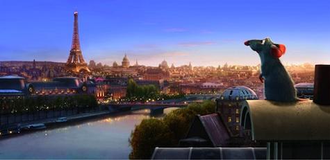 Pixar's Ratatouille