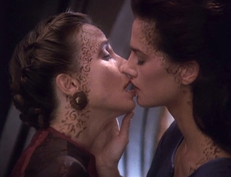 Star Trek Deep Space Nine Rewatch Rejoined Tor Com