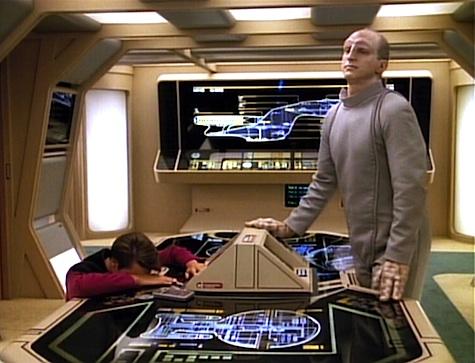 Star Trek: The Next Generation Rewatch on Tor.com: Remember Me