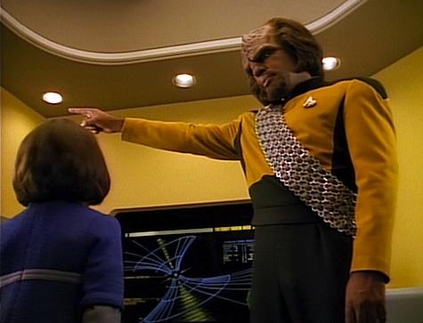 Star Trek: The Next Generation Rewatch: Reunion