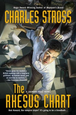 The Rhesus Chart Charles Stross