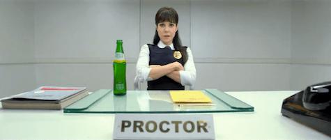 R.I.P.D. trailer Jeff Bridges accent Ryan Reynolds Mary Louise Parker Red Kevin Bacon Men in Black True Grit
