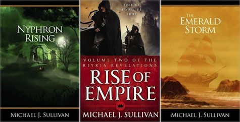 Rise of Empire Michael J Sullivan