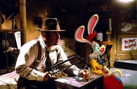 Who Frames Roger Rabbit, Eddie Valiant, Bob Hoskins