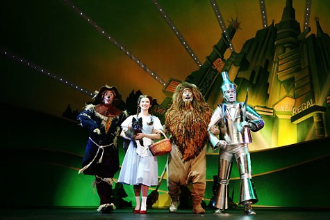 SFF Musicals, The Wizard of Oz