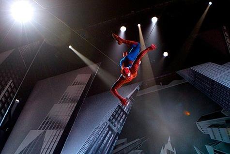 SFF Musicals, Spider-Man: Turn Off the Dark