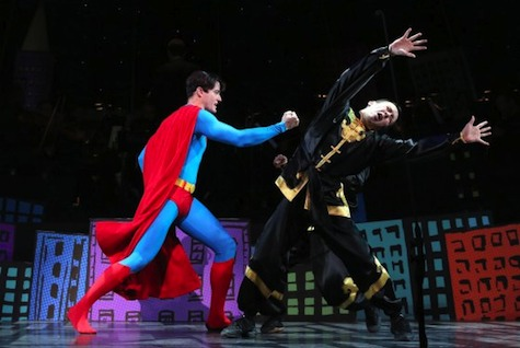 SFF Musicals, It's a bird it's a plane it's Superman
