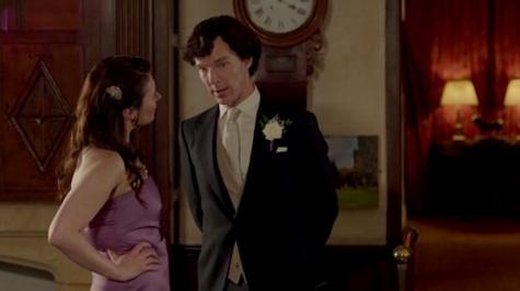 Sherlock, The Sign of Three, Jeanine