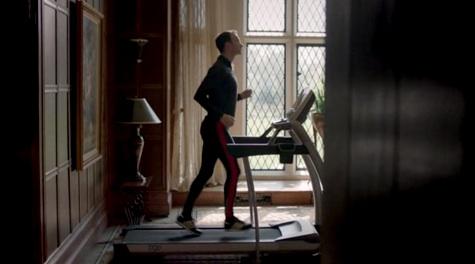Sherlock, The Sign of Three, Mycroft