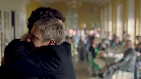 """The Watsons Get Hitched! Sherlock's """"The Sign of Three"""" 