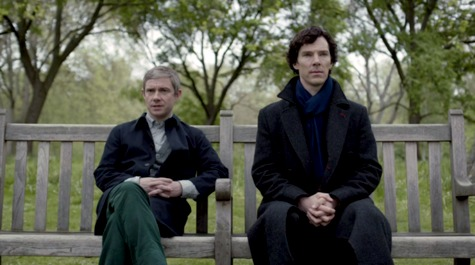 Sherlock, The Sign of Three, John