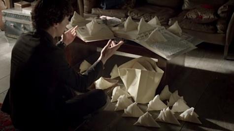 Sherlock, The Sign of Three