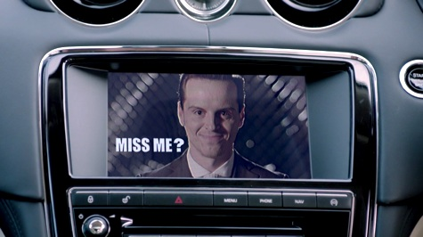Sherlock, His Last Vow, Moriarty