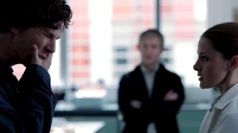 Sherlock, His Last Vow, Molly