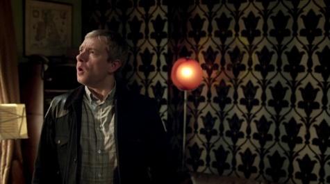 Sherlock, His Last Vow, John