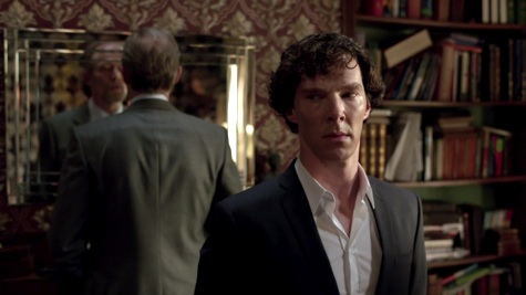 Sherlock, His Last Vow, Magnusson