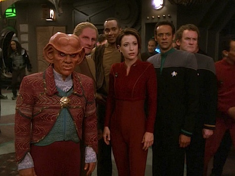 Star Trek: Deep Space Nine Rewatch on Tor.com: Shadows and Symbols