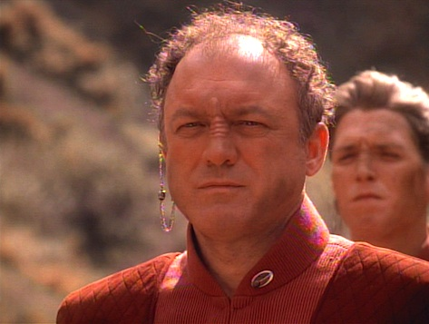 The Star Trek: Deep Space Nine Rewatch on Tor.com: Shakaar