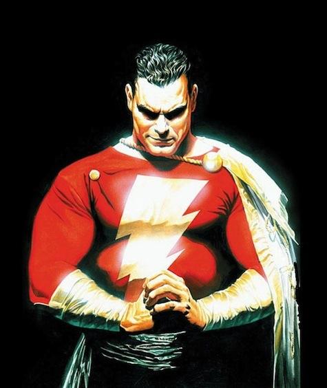 Dwayne Johnson The Rock Shazam DC Comics Captain Marvel hints interview clues video Green Lantern John Stewart