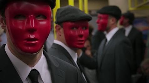 Agents of S.H.I.E.L.D. season 1, episode 4 Eye Spy