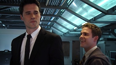 Agents of S.H.I.E.L.D. pilot