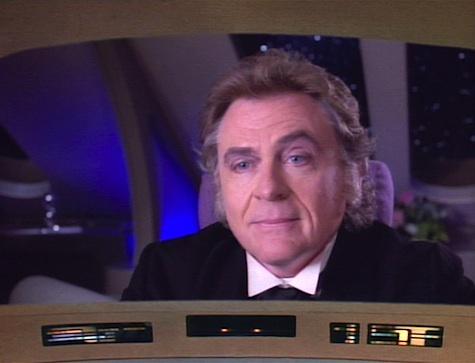 """Star Trek: The Next Generation Rewatch: """"Ship in a Bottle"""