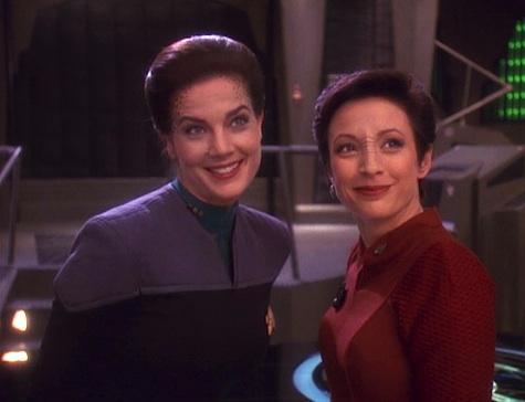 Star Trek: Deep Space Nine Rewatch on Tor.com: A Simple Investigation
