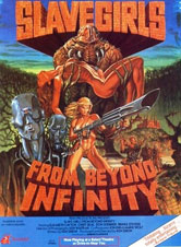 VHS Covers Slave Girls from Beyond Infinity