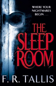 The Sleep Room UK Cover